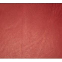 Skóra bydlęca licowa czerwona 2,4-2,8mm kawałek