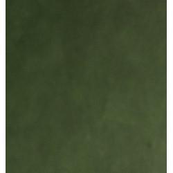 Skóra bydlęca licowa zielona 2,4-2,8mm kawałek