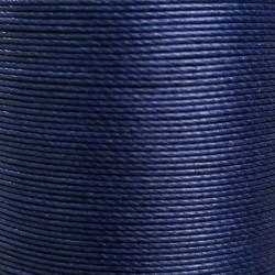 Granatowa nić lniana Superfine 0,45mm