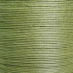 Olive nić lniana Superfine 0,45mm