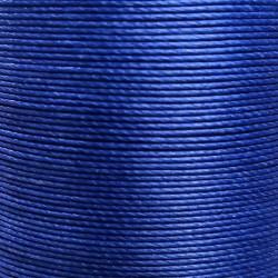 Electric blue nić lniana Superfine 0,45mm