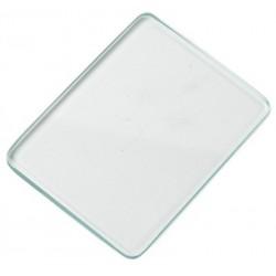 Glass slicker 120 x 90 x 8 mm