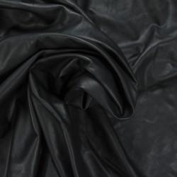 Skóra bydlęca licowa 0,8-1,2mm czarna