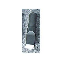 Stalowe ostrze proste 6cm
