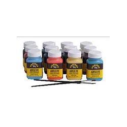 Fiebing`s Acrylic Dye Pack