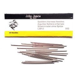 John James SADDLERS HARNESS NEEDLES 1szt